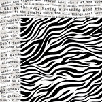 Bella Blvd - The Zoo Crew Collection - 12 x 12 Double Sided Paper - Wild Things