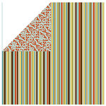 Bella Blvd - Man of the House Collection - 12 x 12 Double Sided Paper - Wide Tie, CLEARANCE