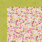 Bella Blvd - Illustrated Faith - She Blooms Collection - 12 x 12 Double Sided Paper - Tiny Floral