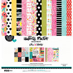 Bella Blvd - Illustrated Faith - She Blooms Collection - 12 x 12 Collection Kit