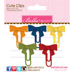 Bella Blvd - Cute Clips - Pumpkin Spice