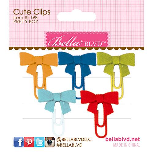 Bella Blvd - Cute Clips - Pretty Boy