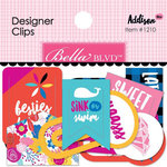 Bella Blvd - Addison Collection - Designer Clips