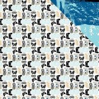 Bella Blvd - Alex Collection - 12 x 12 Double Sided Paper - Killin' It
