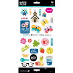 Bella Blvd - Illustrated Faith - Cardstock Stickers - His Word