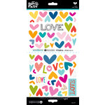 Bella Blvd - Illustrated Faith - Cardstock Stickers - His Love