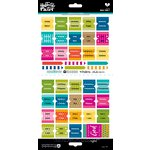 Bella Blvd - Illustrated Faith - Cardstock Stickers - Bible Tabs - 2