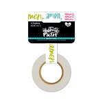 Bella Blvd - Illustrated Faith - Washi Tape - Amen