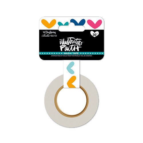 Bella Blvd - Illustrated Faith - Washi Tape - You are Loved