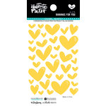 Bella Blvd - Illustrated Faith - Enamel Hearts - Bananas For You