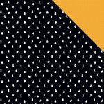 Bella Blvd - Spooktacular Collection - Halloween - 12 x 12 Double Sided Paper - Casper