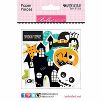 Bella Blvd - Spooktacular Collection - Halloween - Paper Pieces