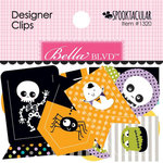 Bella Blvd - Spooktacular Collection - Halloween - Designer Clips
