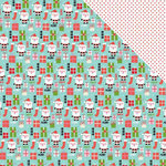 Bella Blvd - Holly Jolly Christmas Collection - 12 x 12 Double Sided Paper - Mr Claus