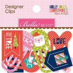 Bella Blvd - Holly Jolly Christmas Collection - Designer Clips
