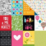 Bella Blvd - Oh My Stars Collection - 12 x 12 Double Sided Paper - 3 x 4s