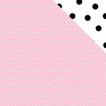 Bella Blvd - Oh My Stars Collection - 12 x 12 Double Sided Paper - Cotton Candy Stars