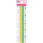 Bella Blvd - Oh My Stars Collection - Washi Stickers - Colorful