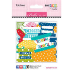 Bella Blvd - Oh My Stars Collection - Tabbies - Colorful