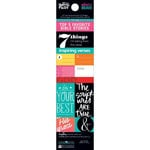 Bella Blvd - Illustrated Faith - Bright and Brave Collection - Tip-Ins Pad