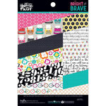 Bella Blvd - Illustrated Faith - Bright and Brave Collection - 6 x 8 Paper Pad