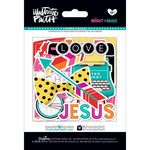 Bella Blvd - Illustrated Faith - Bright and Brave Collection - Paper Pieces