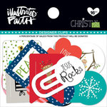 Bella Blvd - Illustrated Faith - CHRISTmas Collection - Designer Clips