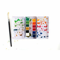Bella Blvd - Illustrated Faith - Basics Collection - Shanna's Favorites Watercolors
