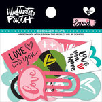 Bella Blvd - Illustrated Faith - You are Loved Collection - Designer Clips