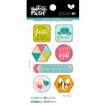 Bella Blvd - Illustrated Faith - Seeds of Faith Collection - Epoxy Stickers