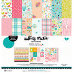 Bella Blvd - Illustrated Faith - Seeds of Faith Collection - 12 x 12 Collection Kit
