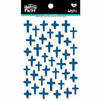 Bella Blvd - Illustrated Faith - Puffy Stickers - Crosses - Mrs. Blueberry