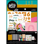 Bella Blvd - Illustrated Faith - Gratitude Documented Collection - 30 Days of Thankful Freestanding Album Kit