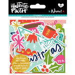 Bella Blvd - Illustrated Faith - Advent Collection - Christmas - Ephemera with Foil Accents