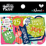 Bella Blvd - Illustrated Faith - Advent Collection - Christmas - Designer Clips