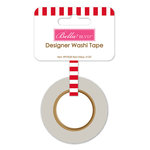 Bella Blvd - Fireworks and Freedom Collection - Washi Tape - Red Stripe