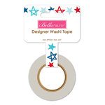 Bella Blvd - Fireworks and Freedom Collection - Washi Tape - Stars