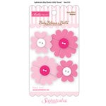 Bella Blvd - Sophisticates Collection - Baby Blooms a Bella - Cotton Flowers - Rossini