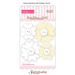 Bella Blvd - Sophisticates Collection - Baby Blooms a Bella - Cotton Flowers - Champagne