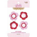 Bella Blvd - Crochet Flowers - Poppy