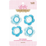 Bella Blvd - Crochet Flowers - Juniper