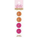 Bella Blvd - Buttons - Fruit Punch
