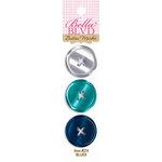 Bella Blvd - Buttons - Blues