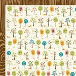 Bella Blvd - Finally Fall Collection - 12 x 12 Double Sided Paper - At the Patch