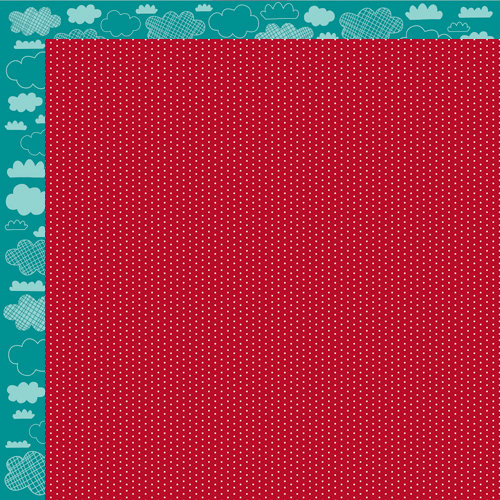 Bella Blvd - Finally Fall Collection - 12 x 12 Double Sided Paper - Bliss