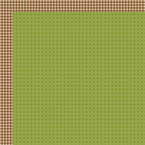 Bella Blvd - Winter Wonder Collection - 12 x 12 Double Sided Paper - Toasty