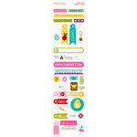 Bella Blvd - Spring Flings and Easter Things Collection - Cardstock Stickers - Miniatures