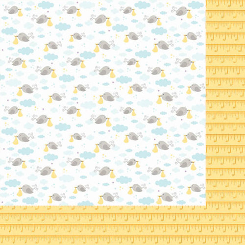 Bella Blvd - We're Expecting Collection - 12 x 12 Double Sided Paper - Coming Soon....