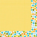 Bella Blvd - Sunshine and Happiness Collection - 12 x 12 Double Sided Paper - Sunny Side Up