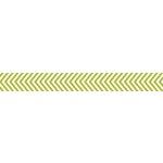 Bella Blvd - Decorative Tape - Pickle Juice Chevron